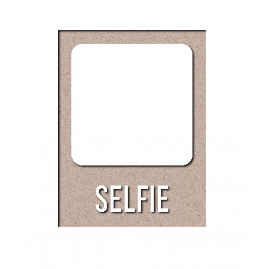Cadre selfie