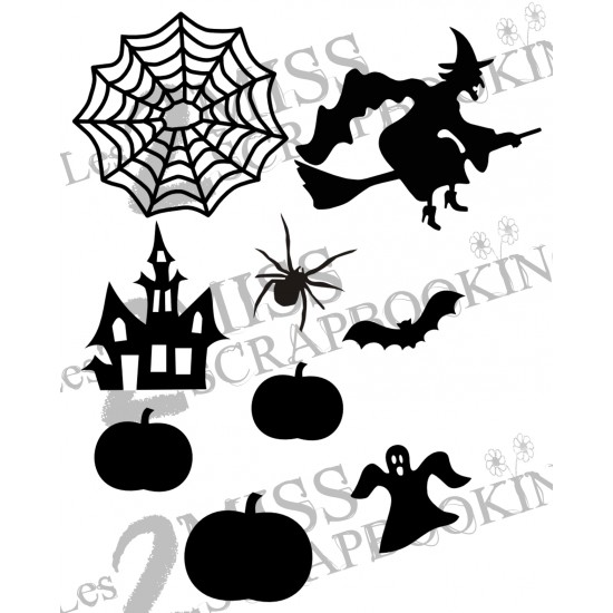 Kit image halloween