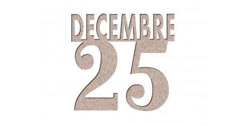 Décembre 25